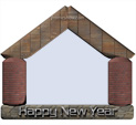 Photo Frame for New Year: 0000002
