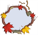 Photo Frame for Fall: 0000040