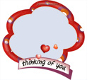 Photo Frame for Thinking of you: 0000074