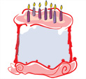 Photo Frame for Birthday: 0000105