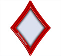 Photo Frame for Cards: 0000119