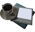 Photo Frame for Let's go for coffee: 0000167