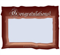 Photo Frame for Congratulations: 0000175