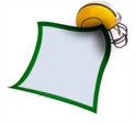 Photo Frame for American Football: 0000208