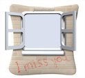 Photo Frame for I Miss you: 0000215