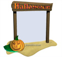 Photo Frame for Halloween: 0000223