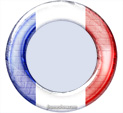 Photo Frame for Bastille Day: 0000252