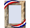 Photo Frame for Bastille Day: 0000253