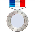 Photo Frame for Bastille Day: 0000254