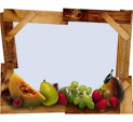 Photo Frame for Fruits: 0000261