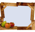 Photo Frame for Fruits: 0000264