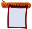 Photo Frame for Halloween: 0000284