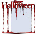 Photo Frame for Halloween: 0000285