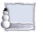 Photo Frame for New Year: 0000295