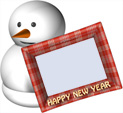 Photo Frame for New Year: 0000297