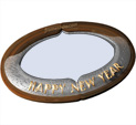 Photo Frame for New Year: 0000300