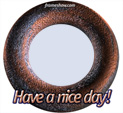Photo Frame for Have a nice day: 0000310