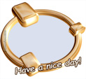 Photo Frame for Have a nice day: 0000312