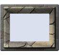 Photo Frame for Marble, Stone, Rock: 0000362