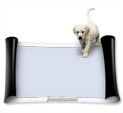 Photo Frame for Dogs: 0000435