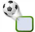 Photo Frame for Soccer: 0000450