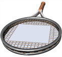 Photo Frame for Tennis: 0000467