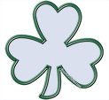 Photo Frame for St. Patrick's Day: 0000479