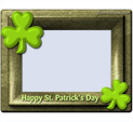 Photo Frame for St. Patrick's Day: 0000480