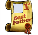 Photo Frame for Father's Day: 0000684