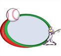 Photo Frame for Baseball: 0000718