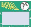 Photo Frame for Baseball: 0000765