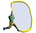 Photo Frame for Baseball: 0000766