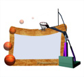 Photo Frame for Basketball: 0000784