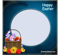 Photo Frame for Easter: 0000923