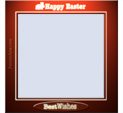 Photo Frame for Easter: 0000924