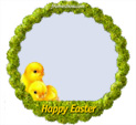Photo Frame for Easter: 0000925