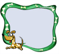 Photo Frame for Dogs: 0000975