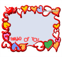 Photo Frame for Thinking of you: 0000979