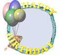 Photo Frame for Birthday: 0000990