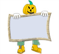 Photo Frame for Halloween: 0001010