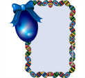Photo Frame for Easter: 0001015