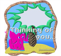 Photo Frame for Thinking of you: 0001030