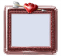 Photo Frame for I love you: 0001118