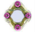 Photo Frame for Mother's Day: 0001250