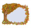 Photo Frame for Fall: 0001303