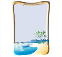 Photo Frame for Summer: 0001369