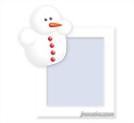 Photo Frame for Winter: 0001422