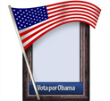 Photo Frame for USA elections 2008: 0001666