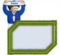 Photo Frame for Soccer: 0001683