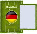 Photo Frame for Soccer: 0001684